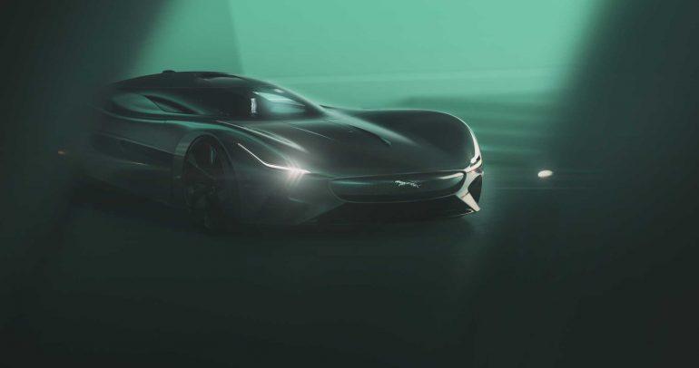 جاكوار فيجن GT تنطلق بشكل رسمي