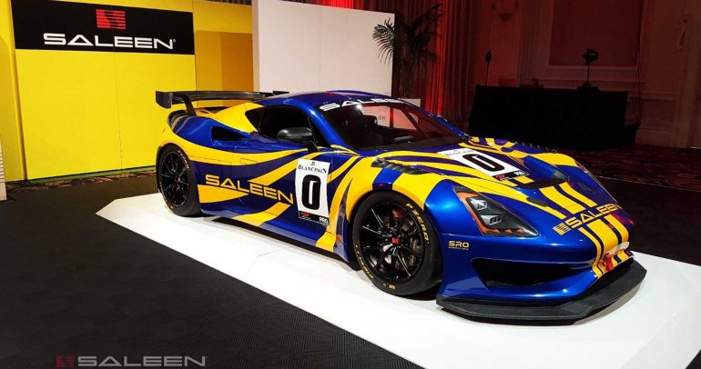 سالين GT4 الإختبارية تنطلق رسميا