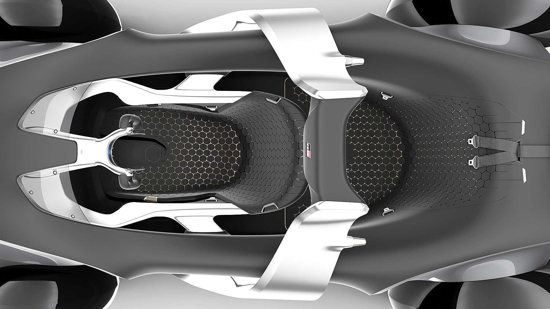 تويوتا e-racer الإختبارية