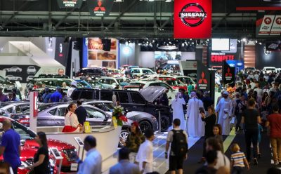 جدول حافل ينتظر جمهور معرض دبي الدولي للسيارات 2019