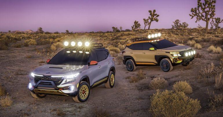 سيارات كيا سيلتوس X-Line النموذجية.. للمدن والطرق الوعرة!