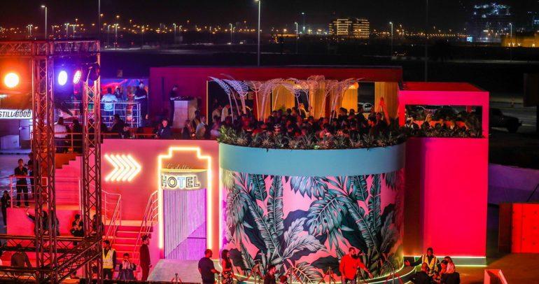 كاديلاك تعود إلى مهرجان سول دي إكس بي 2019 الثقافي