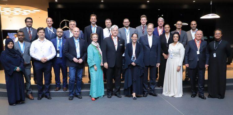 ملتقى الأعمال الألماني في ضيافة مرسيدس بنز السعودية