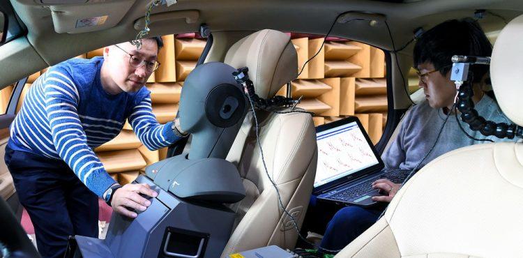 نظام التحكم النشط بضوضاء الطريق.. الأول من نوعه في العالم