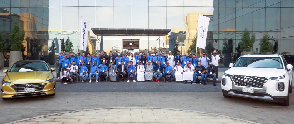 يوم مع هيونداي في السعودية يستعرض أهم منتجات الشركة