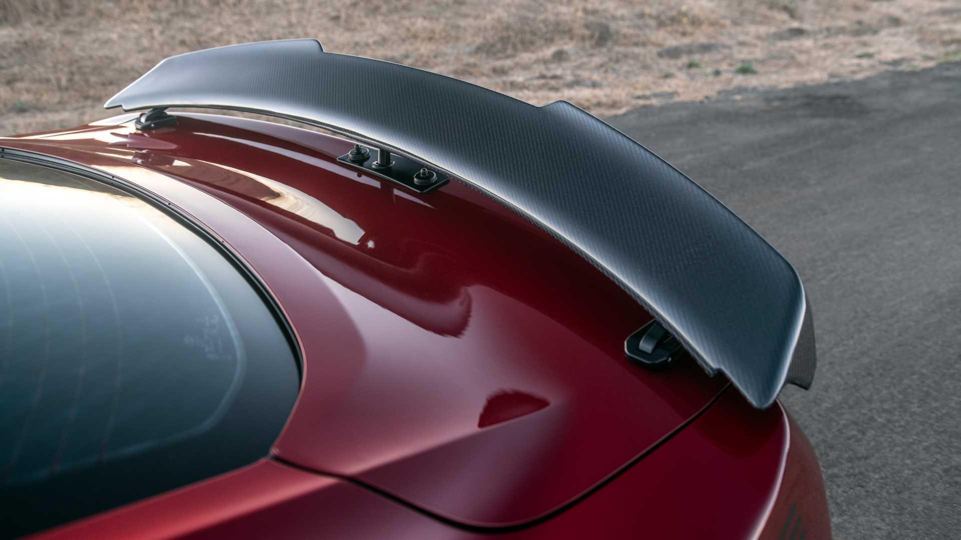 جاك روش موستانج : الإصدار الأكثر تميزا من شيلبي GT500