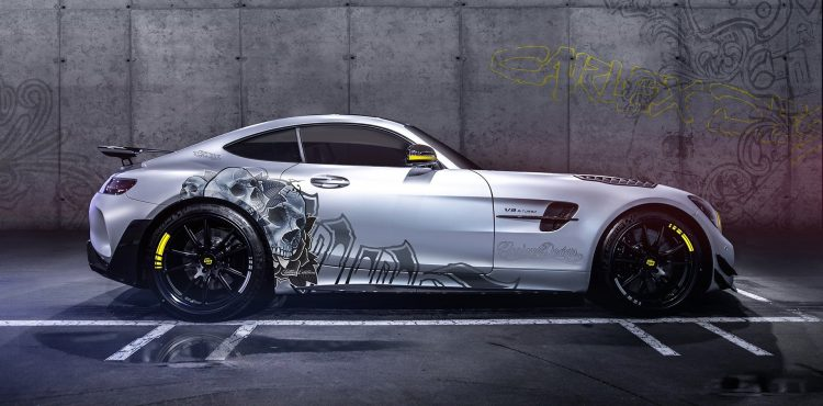 مرسيدس-بنز AMG-GTR برو