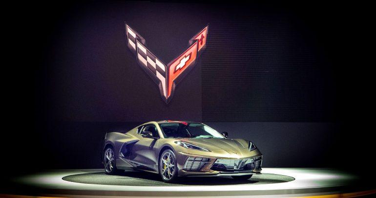 شفروليه تطلق سياراتها الجديدة من خلال معرض دبي الدولي للسيارات