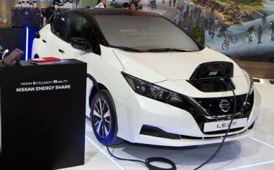 المركبات الكهربائية تتصدر معرض دبي الدولي للسيارات 2019
