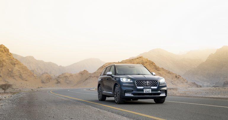 لينكون أفياتور الجديدة كلياً تنطلق رسميا في دولة الإمارات العربية المتحدة