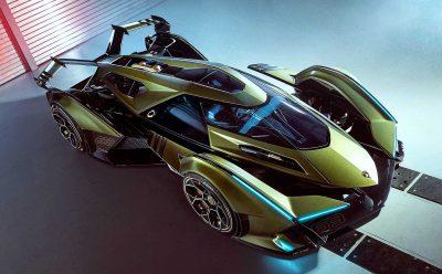 لامبورجيني V12 فيجن GT