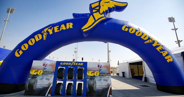 شركة جوديير تؤكد العودة لساحة سباقات السيارات على حلبة البحرين الدولية