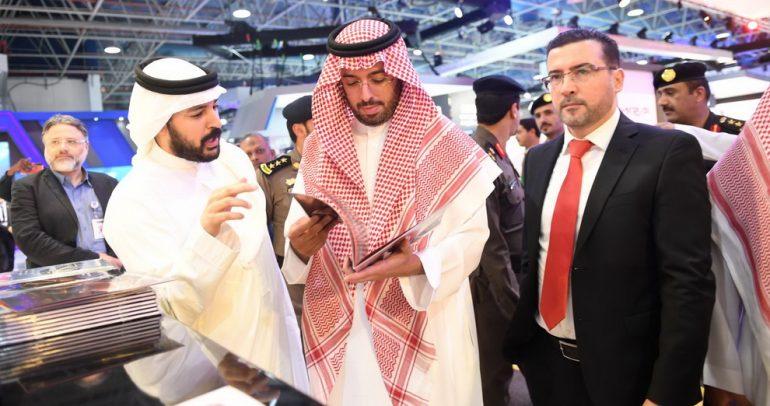 من افتتح معرض السيارات السعودي الدولي ٢٠١٩ بجدة؟