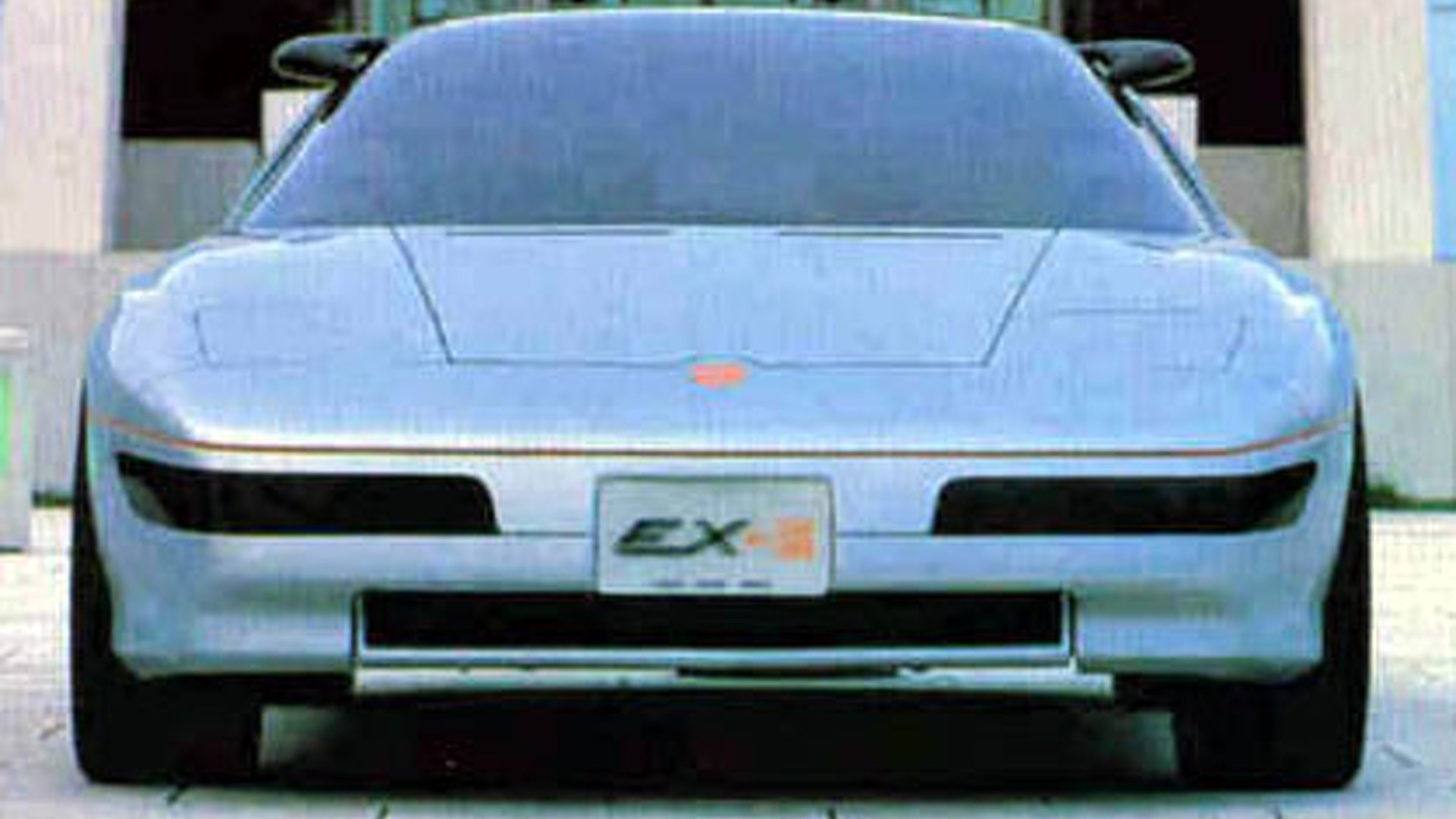 إم جي EX-E الإختبارية