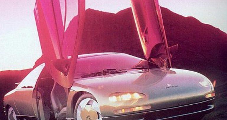 كرايسلر لامبورجيني بورتوفينو : سيارة الصالون الرياضية التي لم تبصر النور