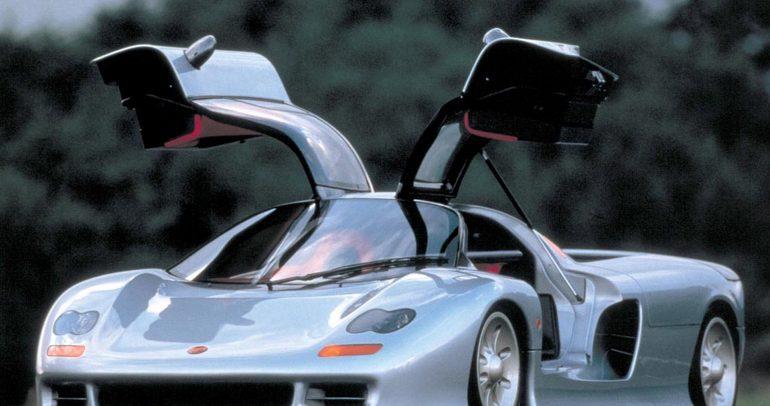 جيوتو كابيستا : السيارة الخارقة اليابانية التي لم تسلك خط الإنتاج