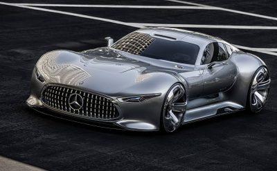 مرسيدس-بنز AMG فيجن GT