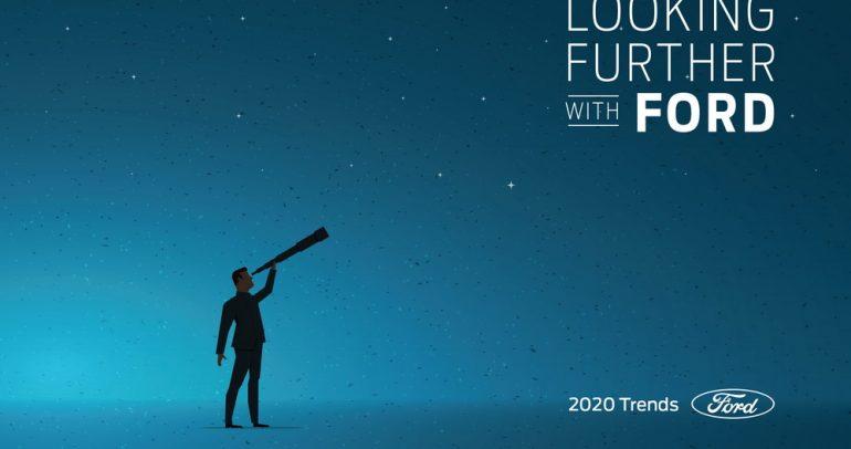 تقرير فورد للتوجهات المستقبلية 2020 يكشف عن أزمة ثقة!
