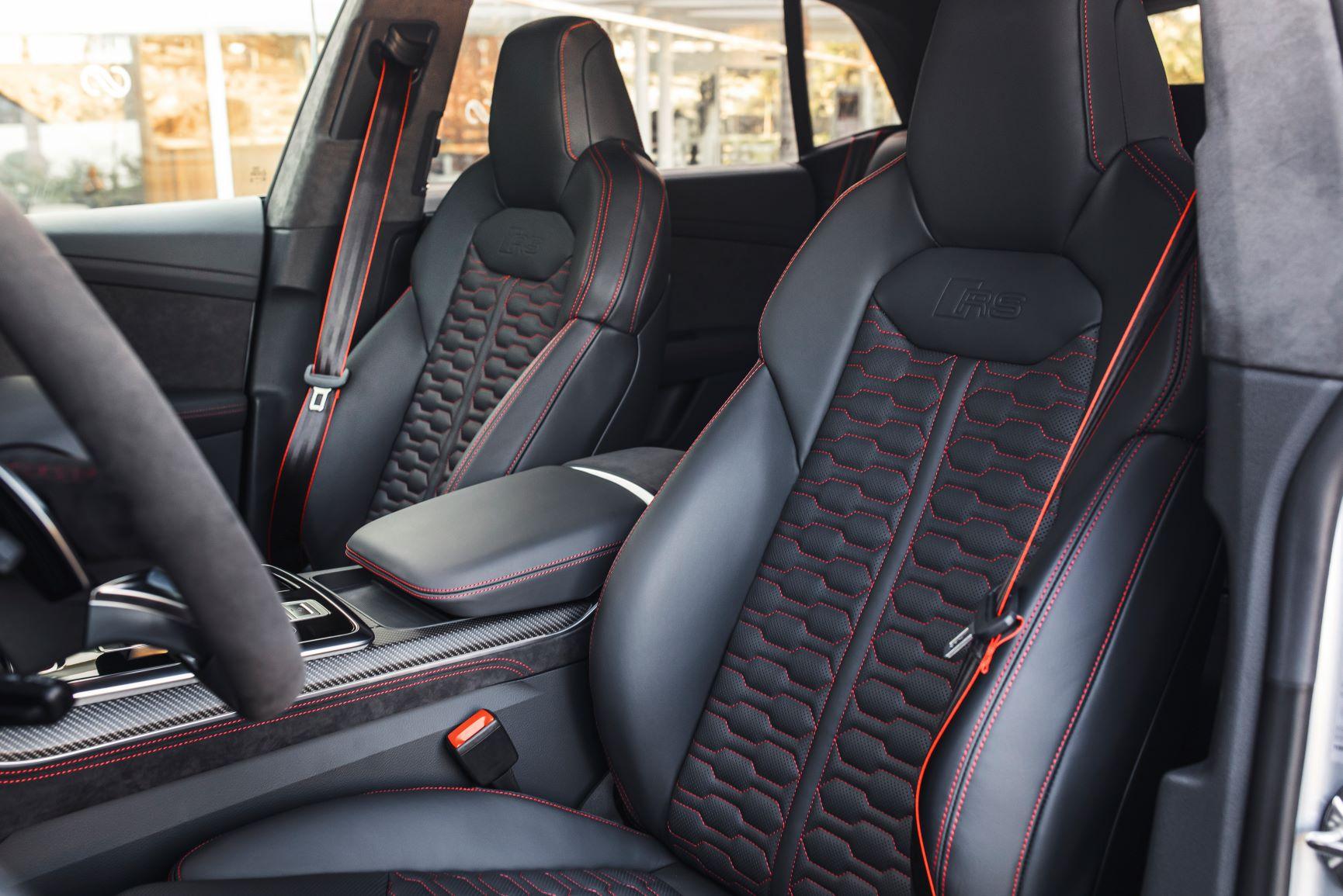 أودي RS Q8 الجديدة