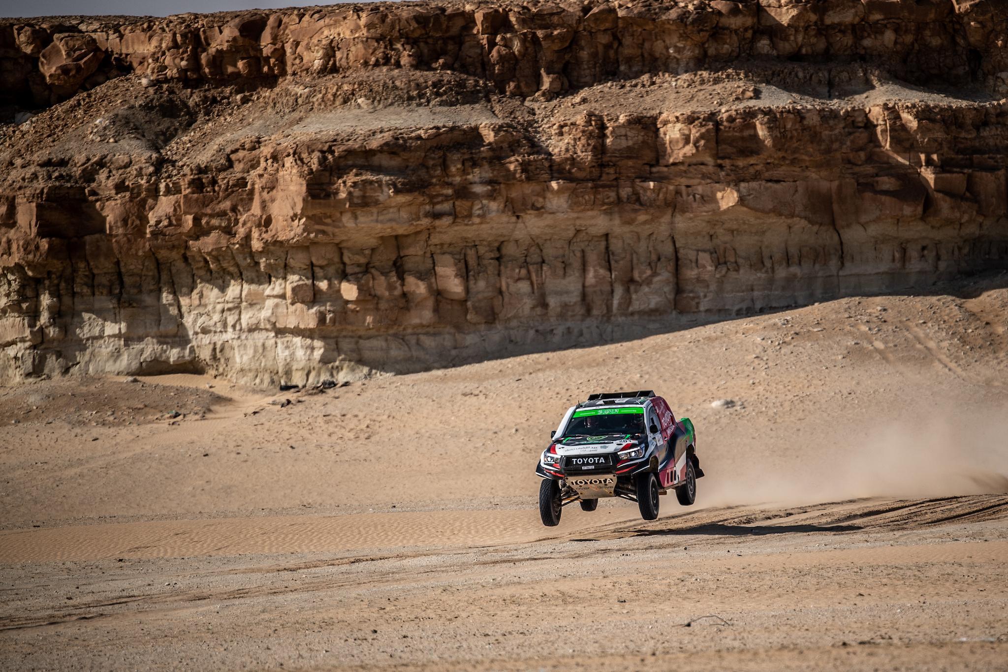 رالي الشرقية الصحراوي 2019