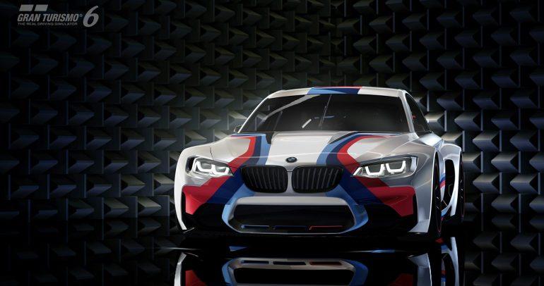 بي ام دبليو فيجن GT : السيارة الإفتراضية المميزة من العلامة البافارية