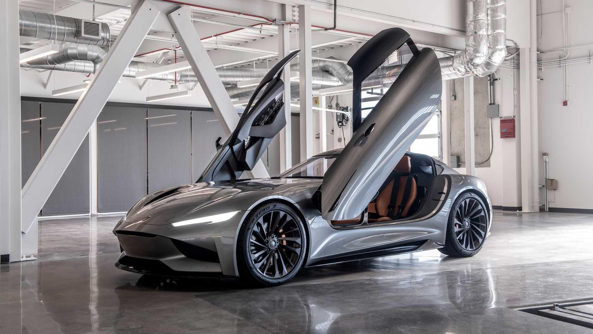 معرض لوس أنجلوس للسيارات
