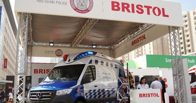 مرسيدس بنز تمنح شركة بريستول حالة VanPartner الدولية