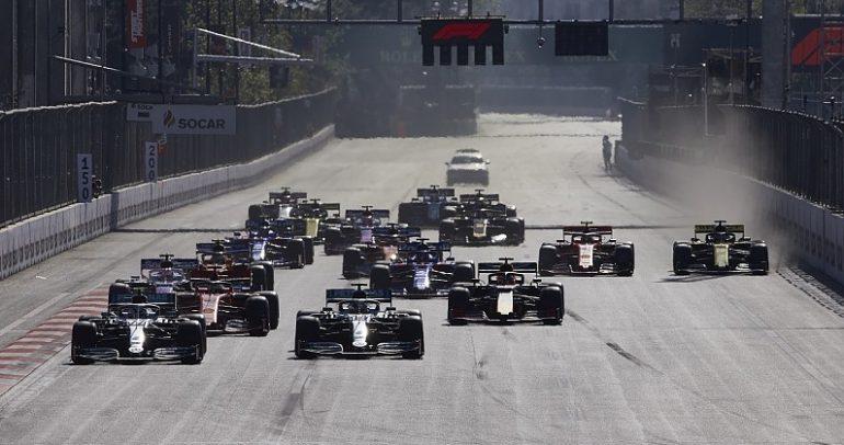 السعودية تقترب من استضافة سباقات الفورمولا 1