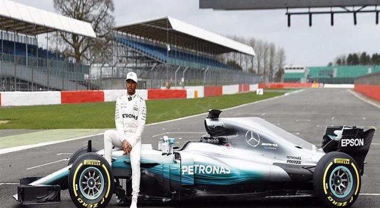 مرسيدس تحدد موعد تقديم سيارتها الجديدة للفورمولا 1