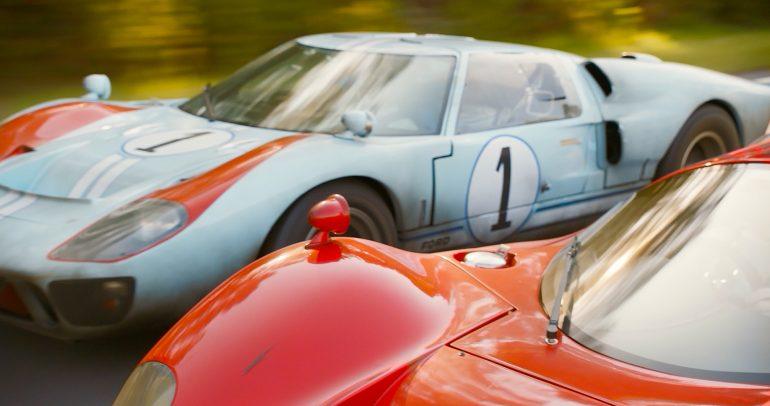 فيلم Ford v Ferrari يترشح لأربع جوائز أوسكار
