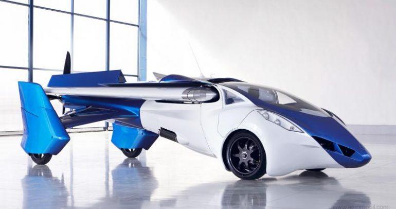 تويوتا تنفق نحو 400 مليون دولار لإنتاج السيارات الطائرة