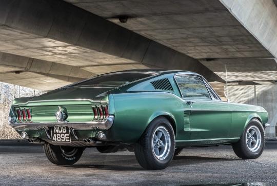سيارة فورد موستنج بوليت 1968 تباع بسعر لا يمكن تخيله