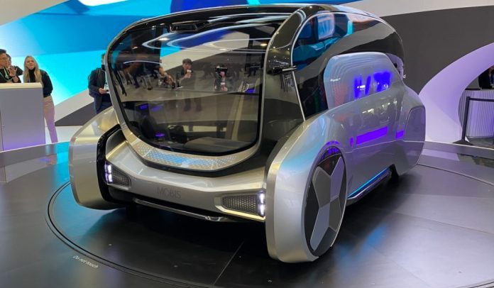 سيارة ذاتية القيادة من هيونداي قارئة لمزاج الركاب