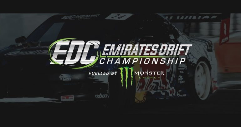 الإعلان عن موعد انطلاق بطولة الإمارات إنيرجي مونستر للدريفت 2020