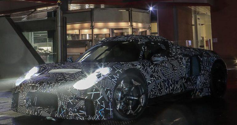 مازيراتي تعلن عن اسم سيارة رياضية جديدة كلياً