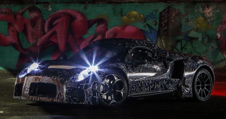 شاهدوا روعة سيارة مازيراتي MC20 الجديدة كلياً
