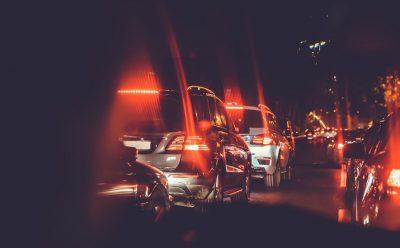 القيادة في الليل