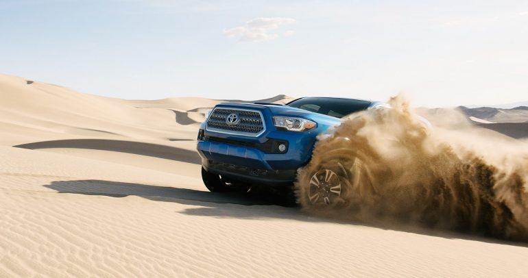 هكذا تجتاز المنحدرات الرملية بسيارتك بشكلٍ سليم
