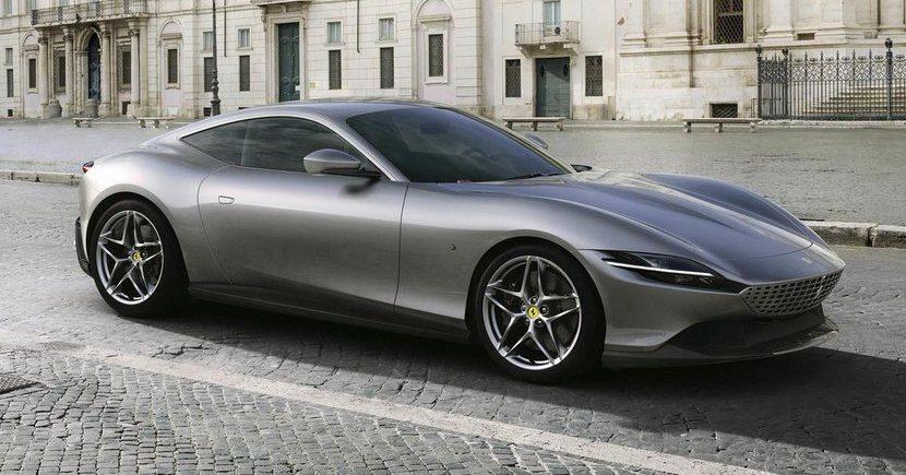 Ferrari Rome