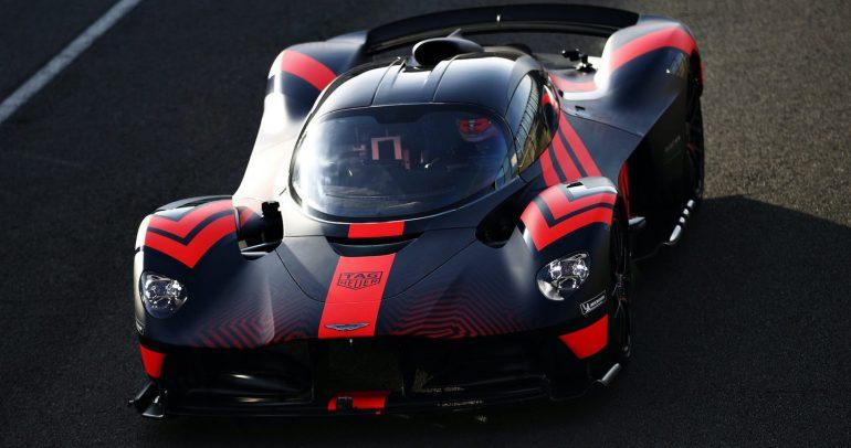 تأجيل عمليات تطوير سيارة أستون مارتن المشاركة في سباقات التحمل