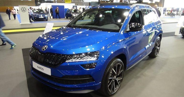 سيارة سكودا الجديدة Karoq تنعش مبيعات الشركة