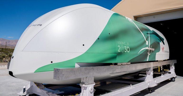 السعودية تستعد لإطلاق قطار بسرعة 1000 كم في الساعة