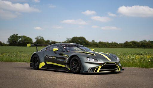 Vantage GT3 أستون مارتن تجدد انتصاراتها في سلسلة Le Mans