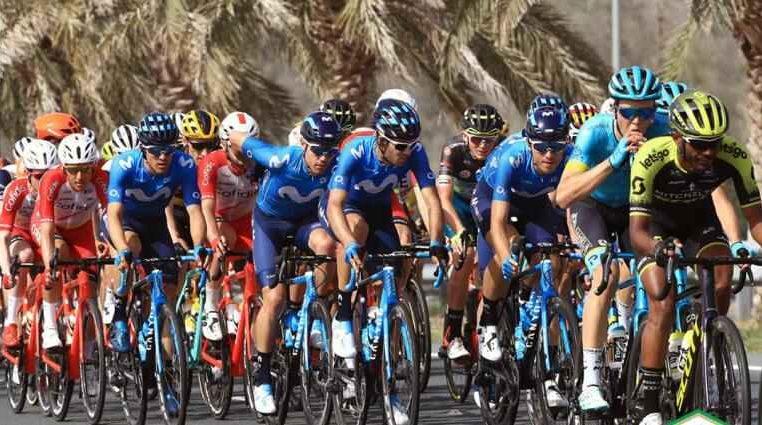 سباق الدراجات الإماراتي