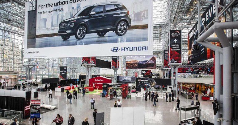 إرجاء معرض السيارات السنوي في نيويورك حتى أغسطس بسبب كورونا