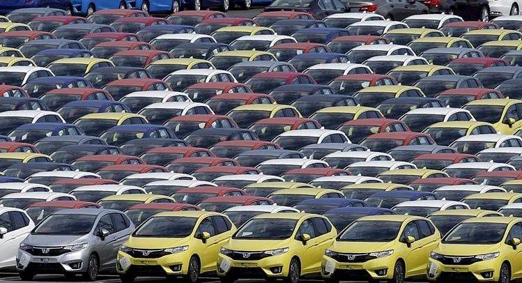 كورونا يدفع مبيعات السيارات اليابانية للتراجع 10 بالمئة
