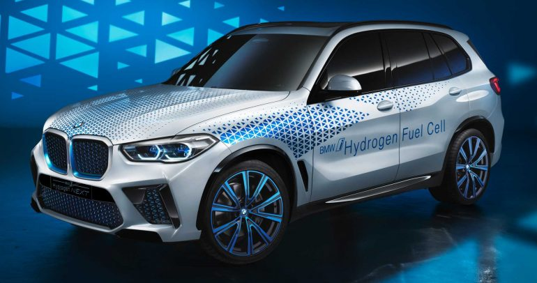 بي إم دبليو تستعد لإطلاق نسختها الهيدروجينية X5 بإصدار محدود