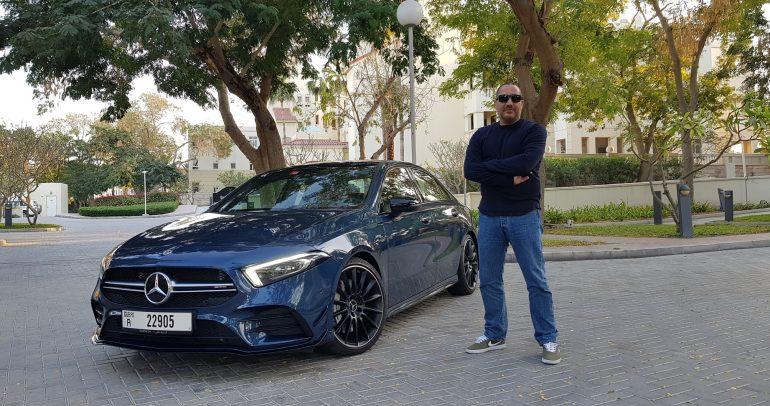 مرسيدس AMG A 35 سيدان 2020.. طراز رشيق وأداء عالي