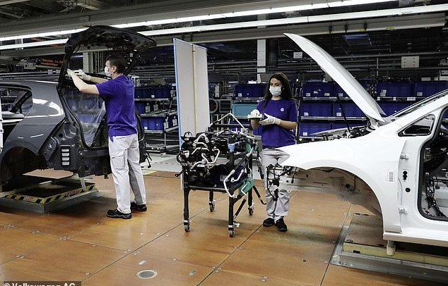شركات السيارات العالمية تستعد للعودة إلى الإنتاج