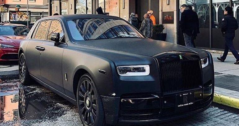 مغني راب يتبرع بسيارة رولز رويس فانتوم لمواجهة كورونا